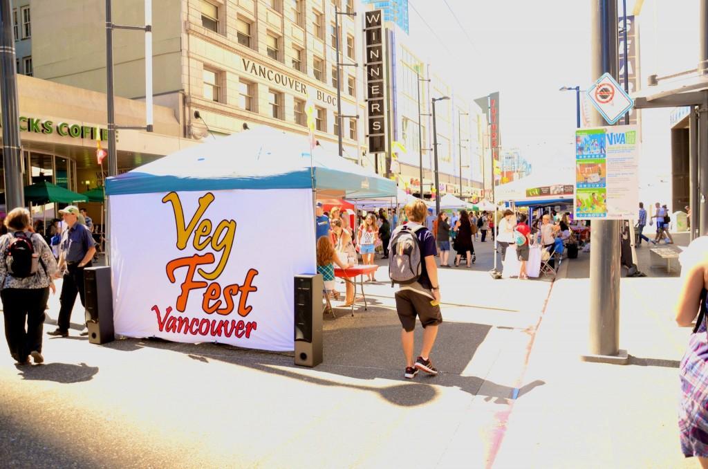 Veg Fest Vancouver