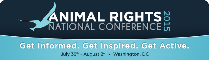 The 2015 Animal Rights National Conference Report Show