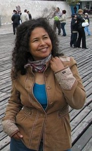 Layla_AbdelRahim_in_Sebastopol,_May_2006