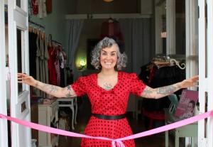 Sarah Kramer of the new storefront Sarah's Place, Tara & Robin share their Transition Stories