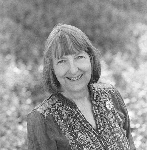 Vegan eco-feminist Carol J. Adams. Photo by Hillary Cohen DeParde.